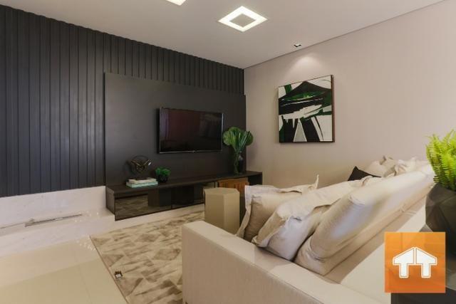 Apartamento Quadra Mar com 04 suítes - Mobiliado e decorado - Meia praia Itapema SC - Foto 2