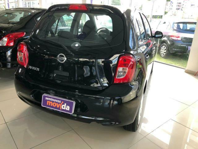 Nissan - March S 1.0 12V Flex - Foto 4