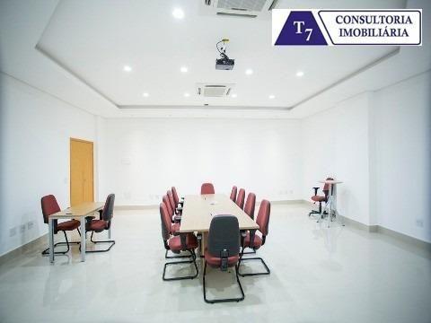 Sala no Office Premium para Locação, Torre Corporate - Foto 8