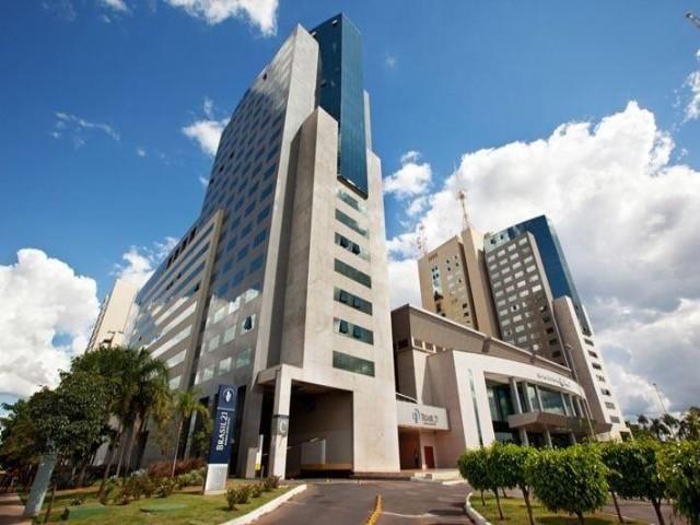 Conjunto de Salas Corporativas com 211,87m² no Complexo Brasil 21 SCS QD 06 Brasilia-DF