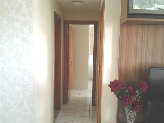 Caminho das Dunas, apartsmento com 2 quartos em Capim Macio - Foto 4