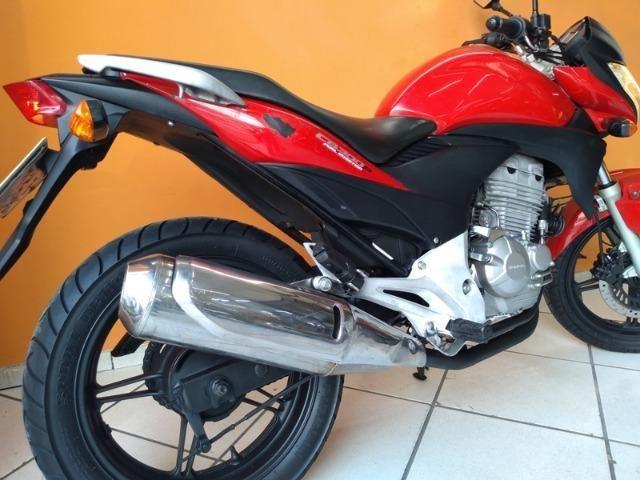 Honda CB 300 R 2011 Vermelha - Foto 7