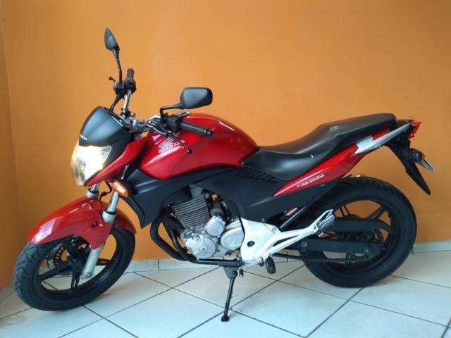 Honda CB 300 R 2011 Vermelha - Foto 2
