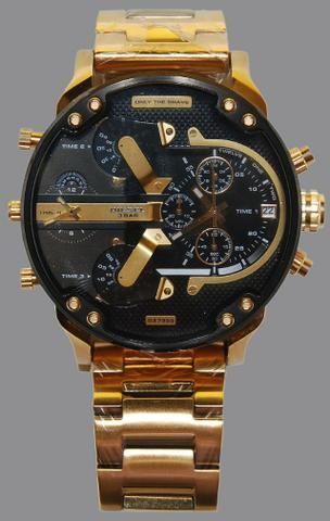 Relógio Diesel serie ouro