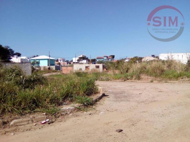Terreno à venda, 420 m² por r$ 80.000 - guriri - cabo frio/rj - Foto 3
