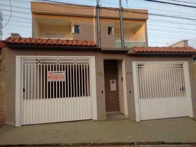 Sobrado à venda, 3 quartos, 2 vagas, stella - santo andré/sp - Foto 2