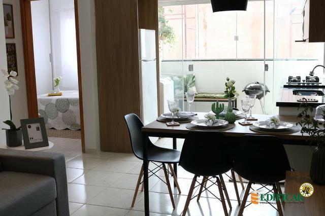 Quer sair do aluguel?? Aptos com 2 Qtos c/ área de lazer pronto p/morar em Valparaíso GO - Foto 5