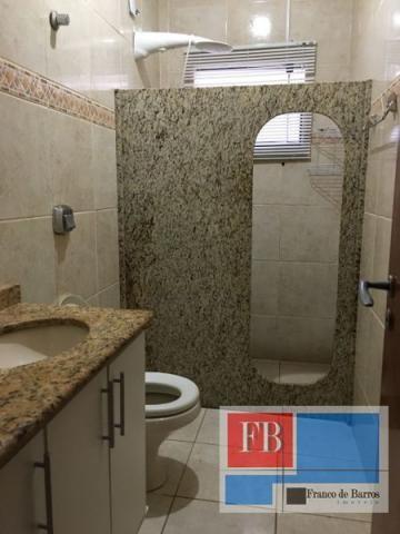 Casa  com 3 quartos - Bairro Residencial Santa Marina em Rondonópolis - Foto 7