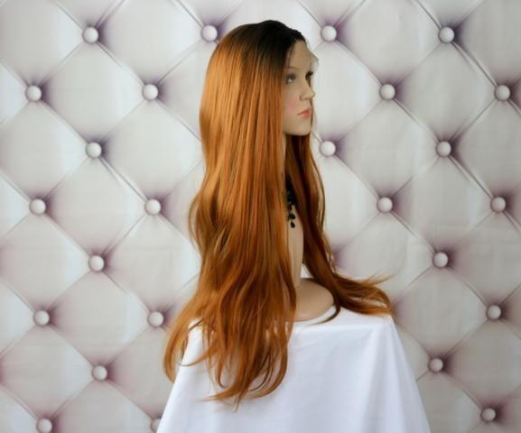 Peruca Lace Front Genebra - Wig Up! - Foto 3