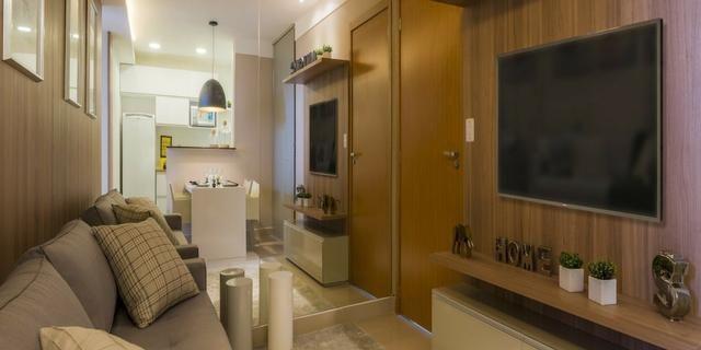 Entrada parcelada em 48x apartamento na messejana otima localização 2 quartos !