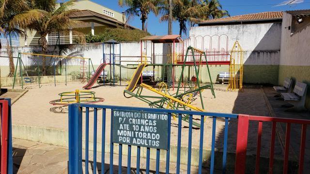Casa Nova 3suites churrasqueira rua 5 Vicente Pires condomínio fechado - Foto 16
