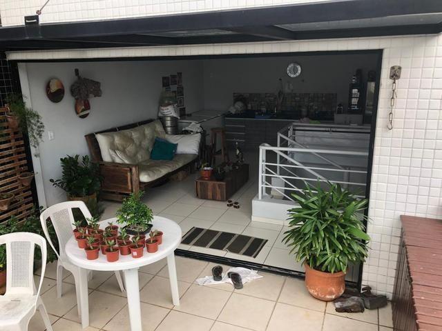 Apartamento tipo Cobertura duplex com 3/4 +DCE , nascente e bastante ventilada ( Jatiúca ) - Foto 8