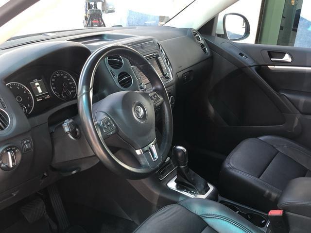 VW Tiguan 2.0 - Modelo 2014 - Super Conservada - Foto 11
