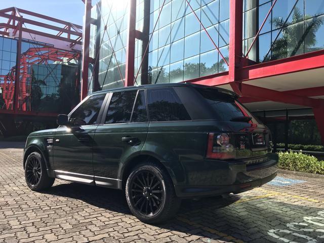 Range Rover Sport SE 3.0 turbodiesel v6 automática com teto solar ano 2011 - Foto 6