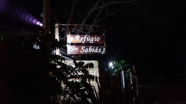 Chácara Refúgio dos Sabiás, estruturada para eventos, Disponível Semana Santa  - Foto 5