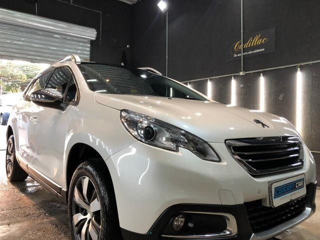 Peugeot 2008 Griffe 1.6 turbo THP