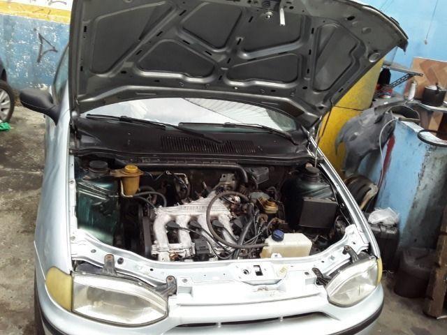 Carro Fiat palioweeknd de - Foto 4