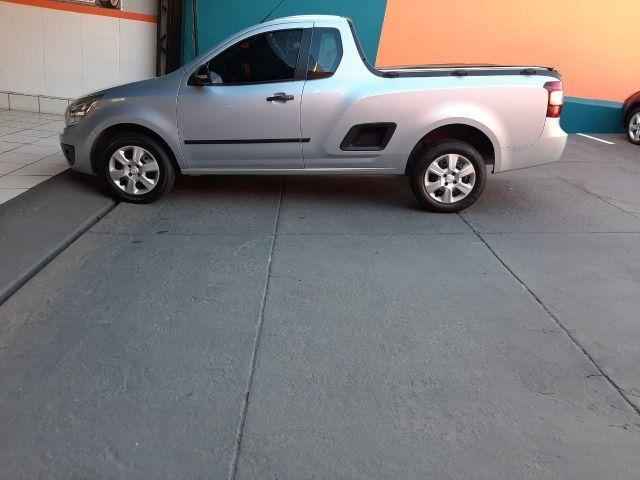 Vendo Montana 1.4 completa + abs/airbag - Foto 3