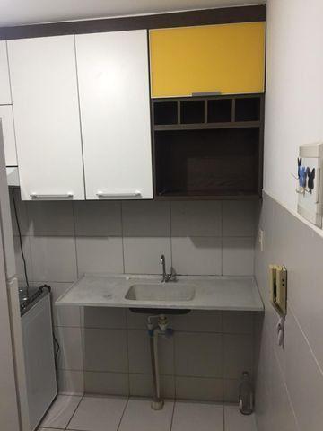 Apartamento Mobiliado 2/4 Cond. Carlos Wilson - Foto 3