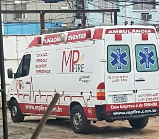 Ambulância Sprinter Básica Completa - Foto 6