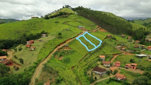 Terreno em visconde de mauá Rio de janeiro RJ x bocaina de minas Minas gerais MG - Foto 2
