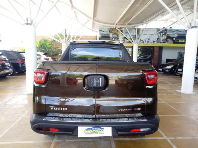 TORO 2017/2017 2.0 16V TURBO DIESEL VOLCANO 4WD AUTOMÁTICO - Foto 2