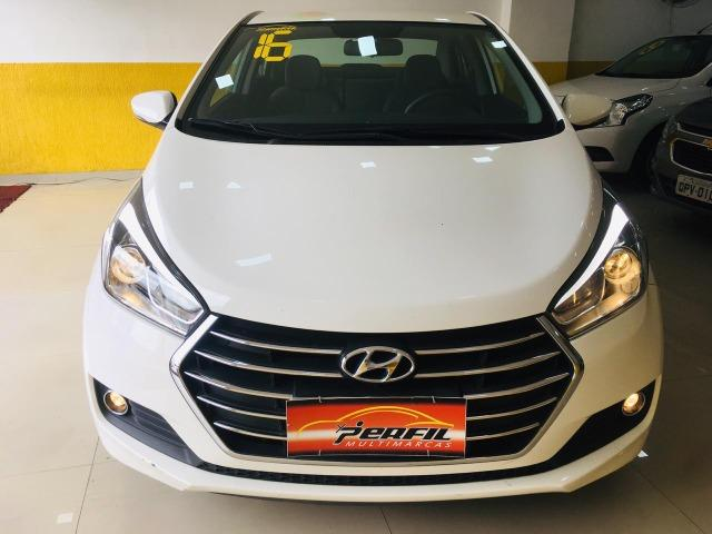 Hyundai HB20s 1.6 automatico 2016 Impecável - Foto 2