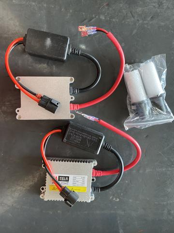 Kit Xênon H1- Kit de conversão HID