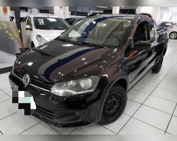 Volkswagen Saveiro 1.6 Total Flex - Foto 6