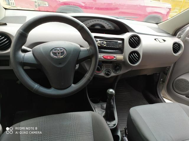 Etios sedan 1.5 x - Foto 4