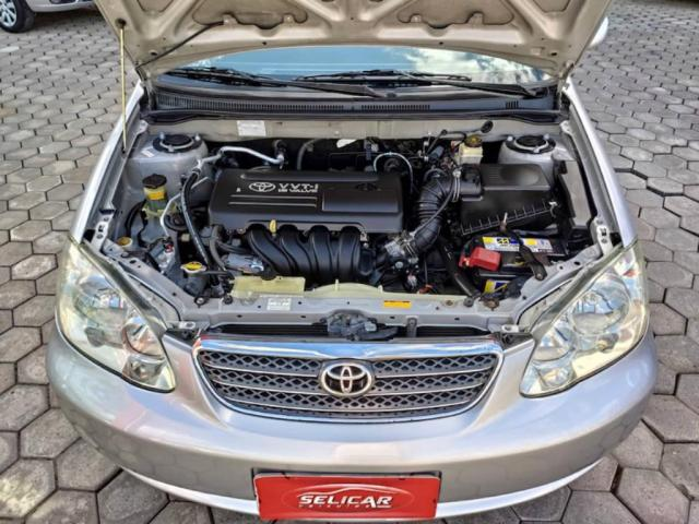 Toyota Corolla XLI 1.6 2007 AUTOMATICO COMPLETO - Foto 13