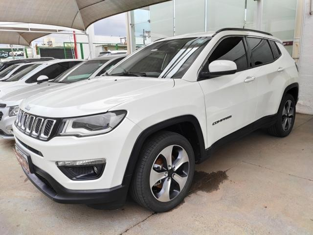 JEEP  COMPASS 2.0 16V FLEX LONGITUDE 2017