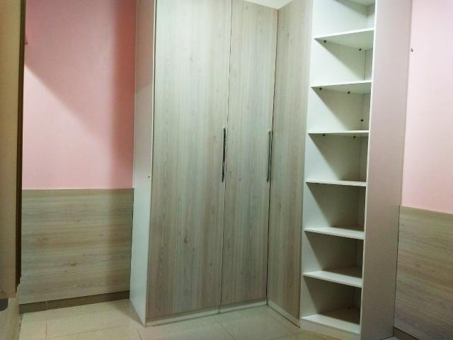 Casa para alugar no Sol Nascente com: 3 suítes #closet - Foto 2