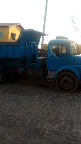 Caminhão Ano 80 - Reduzido 1513 - Foto 8