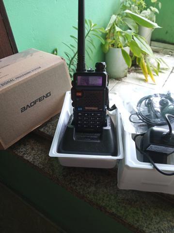 Rádio de comunicação BAOFENG  - Foto 6