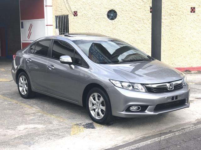 Honda Civic 1.8 EXS 2013 Automático - Foto 2