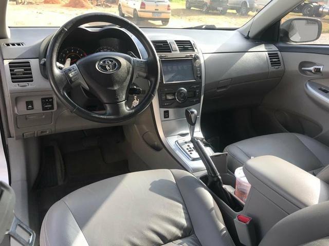Toyota Corolla XEI 2012 automático - Foto 5