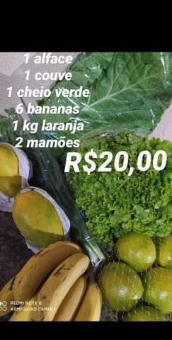 Delivery Frutas e verduras - Foto 2