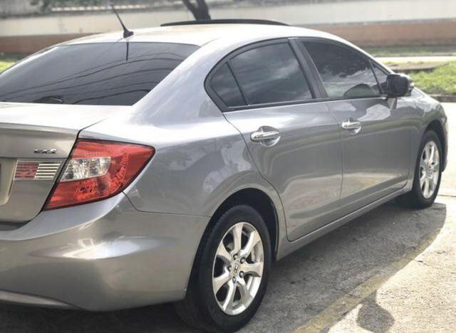 Honda Civic 1.8 EXS 2013 Automático - Foto 10