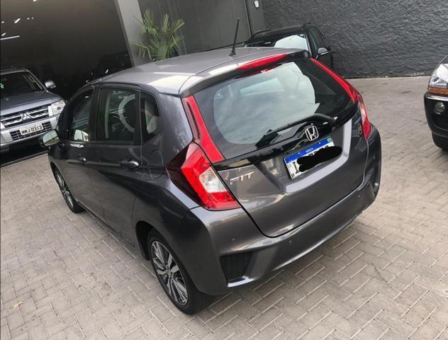 Honda fit 2016 aut completo