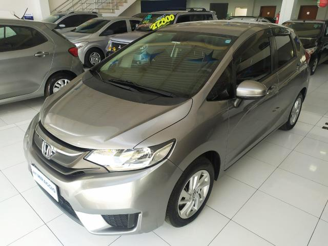 HONDA FIT 2014/2015 1.5 LX 16V FLEX 4P MANUAL
