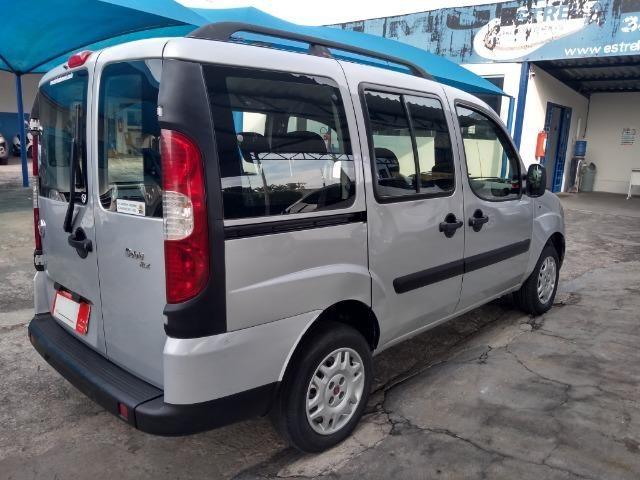 Fiat Doblo HLX 1.8- Flex - Único dono - Foto 5