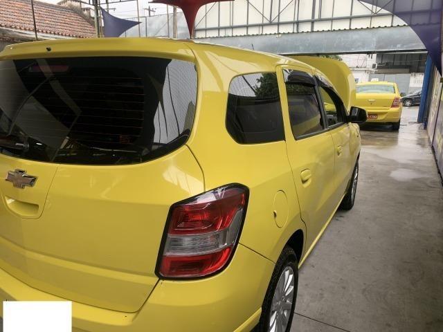 Spin lt automatica ex taxi, lindo carro, aprovação imediata, 1° parcela p/90 dias - Foto 3