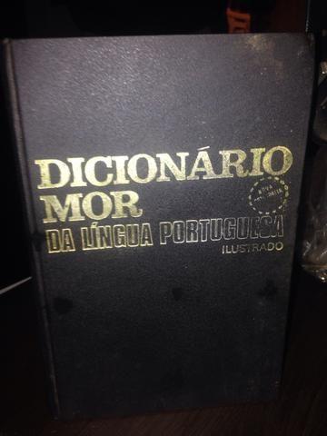 Coleção Ilustrada Completa Dicionário Mor de 1967