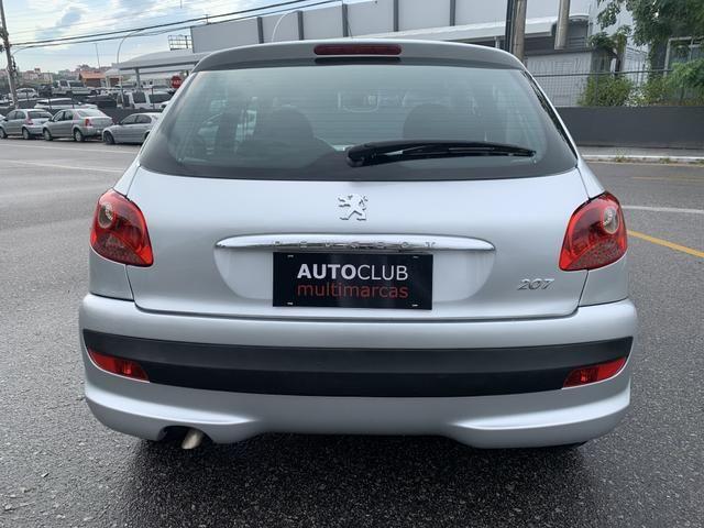 Peugeot 207 Completo 1.4 Flex 2011 impecável - Foto 4