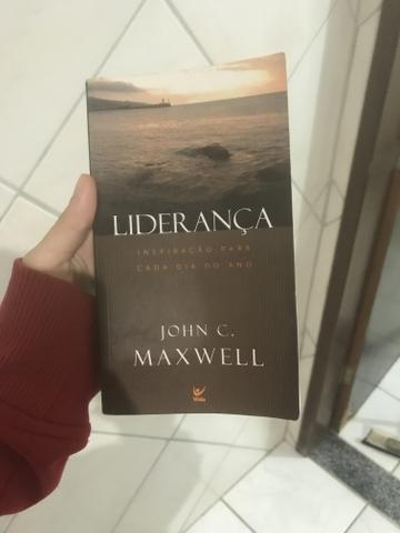 Livro Liderança