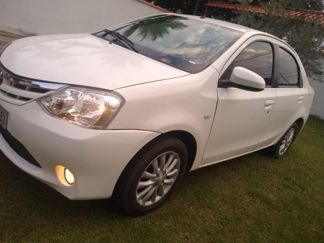 Toyota Etios XLS muito novo - Foto 2