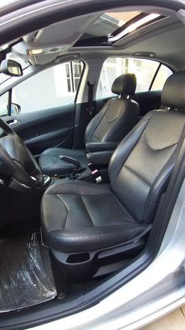 Peugeot 408 Feline 2012 com teto - Foto 5
