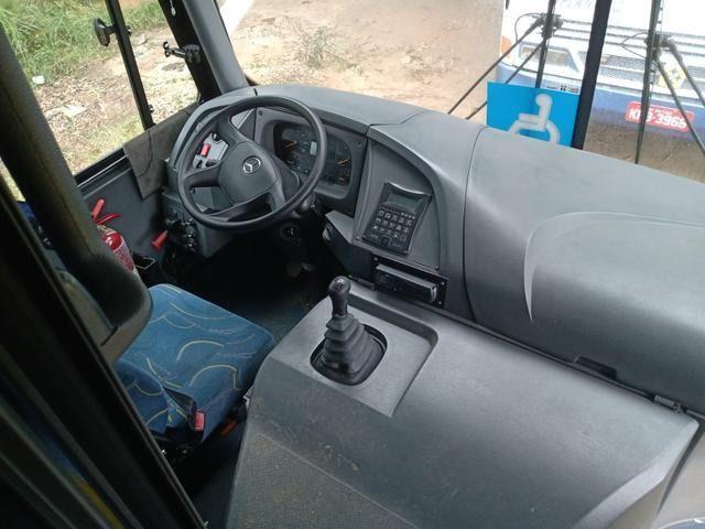 Ônibus Mb 1722 Caio Solar 2012 - Foto 5