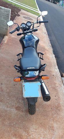 Vende-se moto fan/ks/125cc/2011 - Foto 5